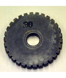 Proxxon Ratas 24044 jakolaitteeseen 30 hammasta